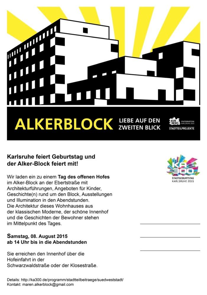 Alkerblock, ka300