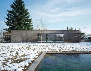 Neubau Haus Thommy, Bottmingen, 2012 Foto: Ruedi Walti