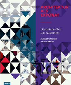 Architektur als Exponat Cover