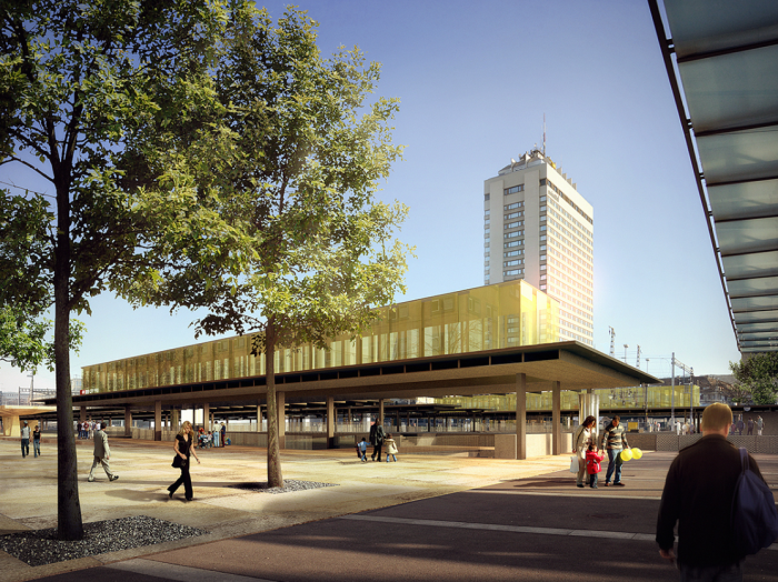 Ausbau Bahnhof Zürich-Oerlikon