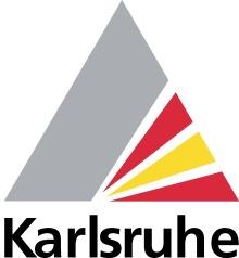 Logo Stadt Karlsruhe farbe